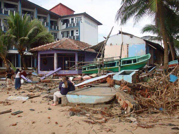 2004 Sri Lanka Tsunami