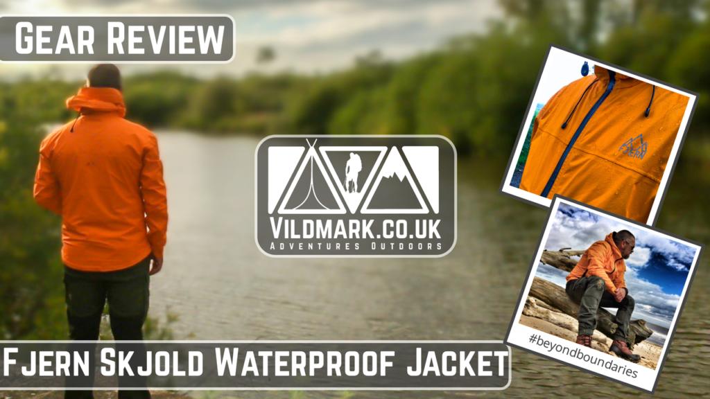 The Fjern Skjold Waterproof Jacket