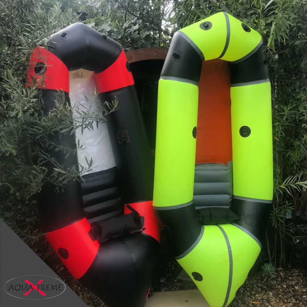 Aqua Xtreme packrafts
